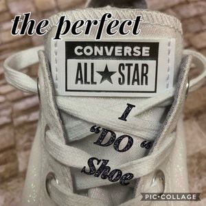 NWOB Chuck Taylor All Star Starware Low Top